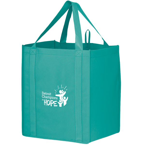 reusable grocery bags,  breast cancer awareness bags,
