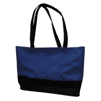 Navy Promenade Beach Bag Thumb