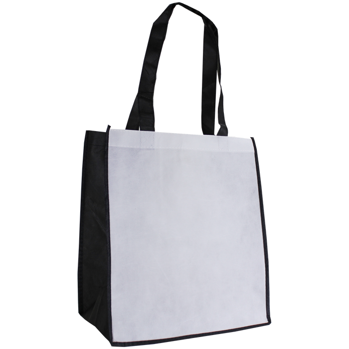 White Full Color Standard Tote Bag