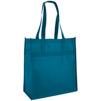 Maui Blue Little Tex Grocery Bag Thumb