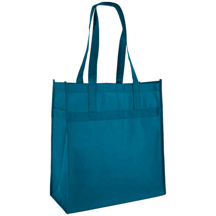 Maui Blue Little Tex Grocery Bag