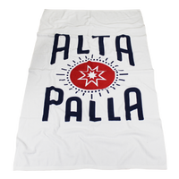 Kai White Beach Towel Thumb