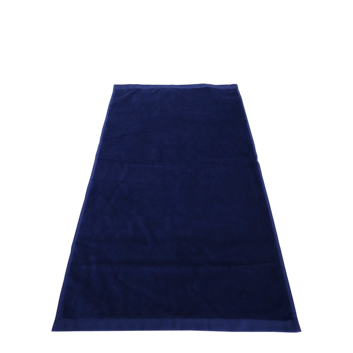 Navy Flex Color Fitness Towel