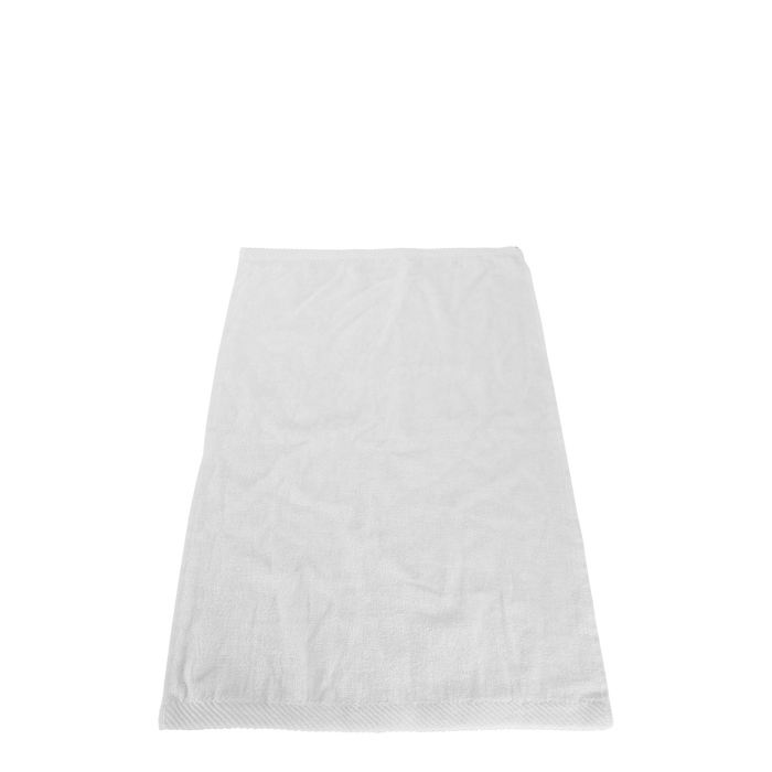 White Champion White Fitness Towel