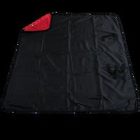 Red Traveler Fleece Picnic Blanket Thumb