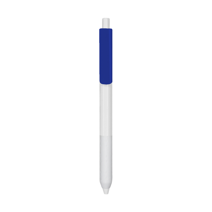 Reflex Blue with Black Ink Antibacterial Pen