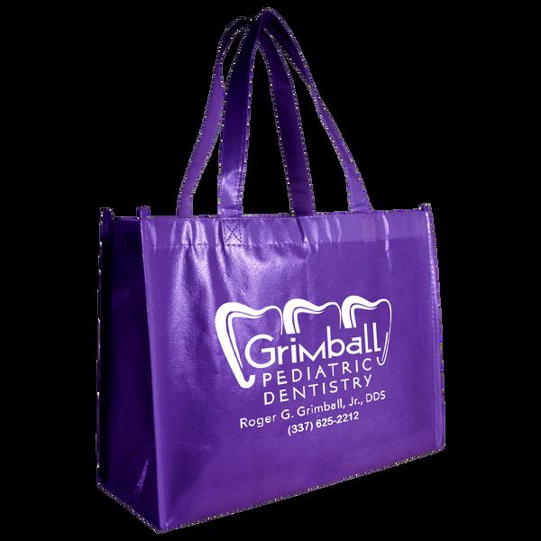 laminated bags,  breast cancer awareness bags,  tote bags,