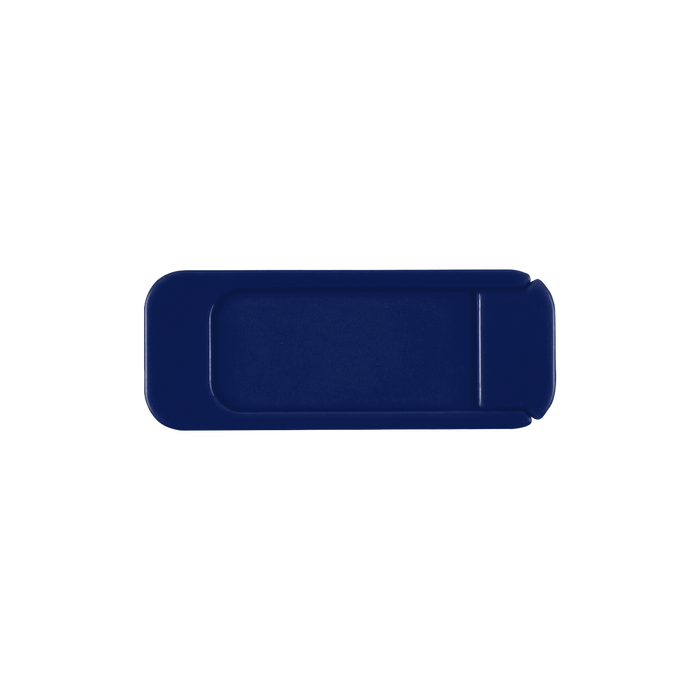 Navy Sliding Webcam Cover
