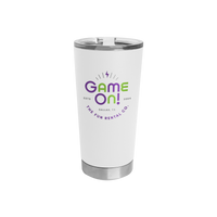 Small Stainless Steel Insulated Tumbler Thumb