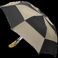 Tan/Black Archer Umbrella Thumb