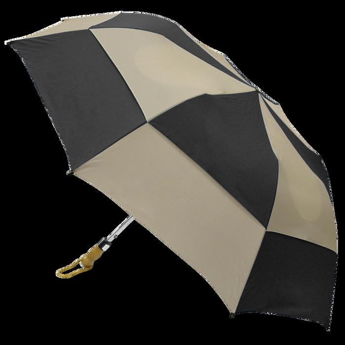 Tan/Black Archer Umbrella