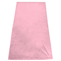 Pink Gypsea Color Beach Towel Thumb