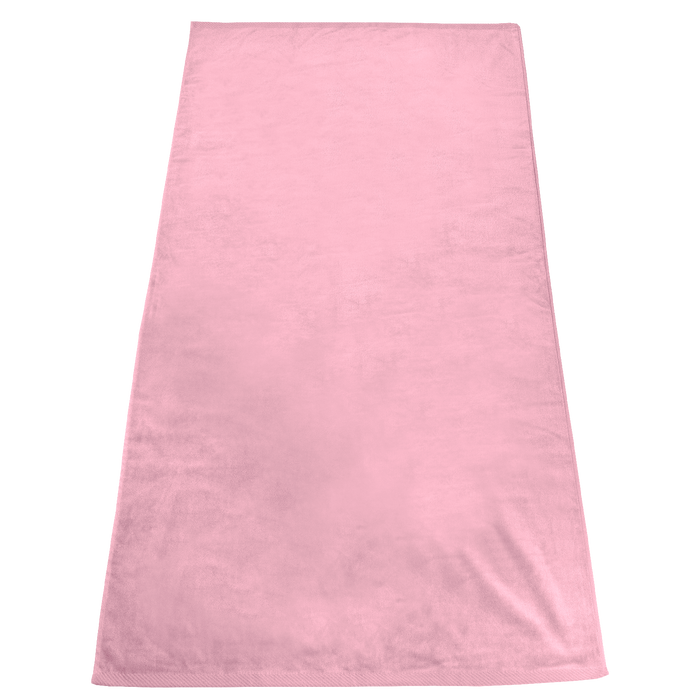 Pink Gypsea Color Beach Towel