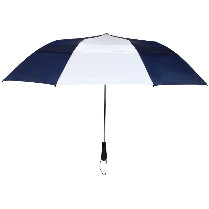 Navy/White Mercury Umbrella