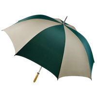 Hunter/Tan Jupiter Umbrella Thumb