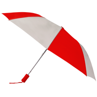 Red/Gray Atlas Umbrella Thumb