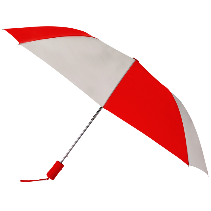 Red/Gray Atlas Umbrella