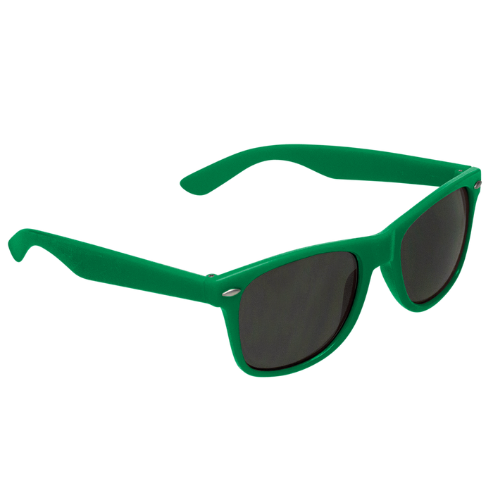 Kelly Green Classic Color Sunglasses