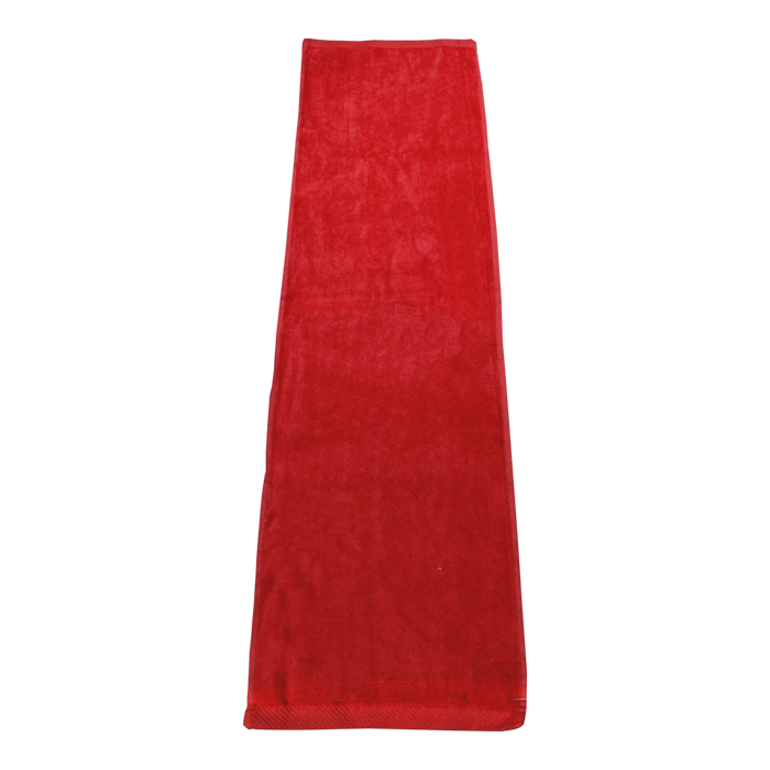 Red Endurance Color Fitness Towel