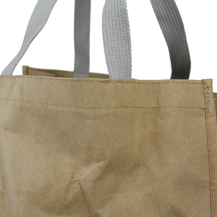 Washable Paper Big Storm Grocery Bag