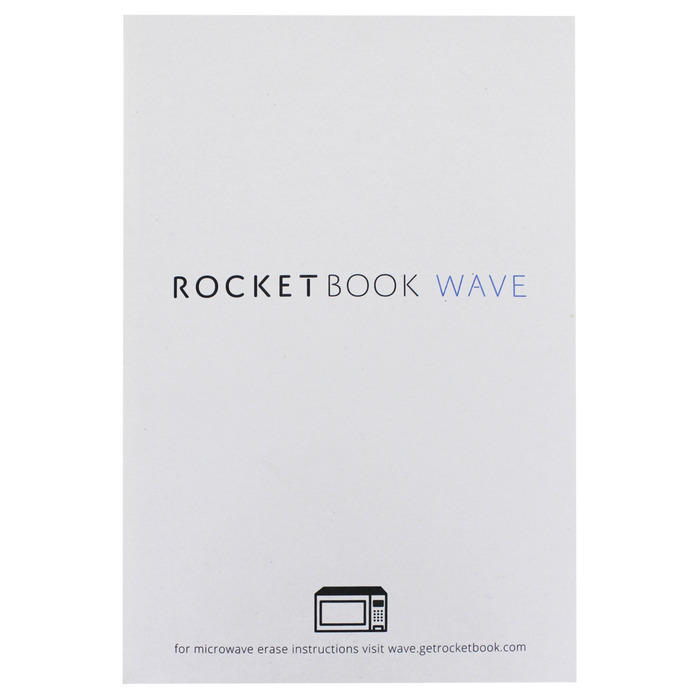 Rocketbook Wave Executive - Blue