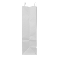 Tall White Paper Bag Thumb