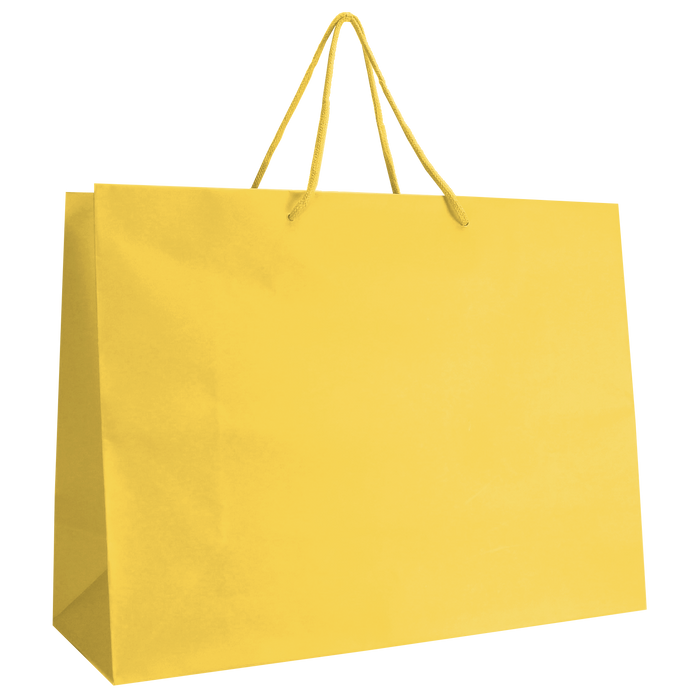 Sun Large Matte Shopper Bag