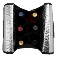 Insulated 6 Bottle Wine Bag Thumb