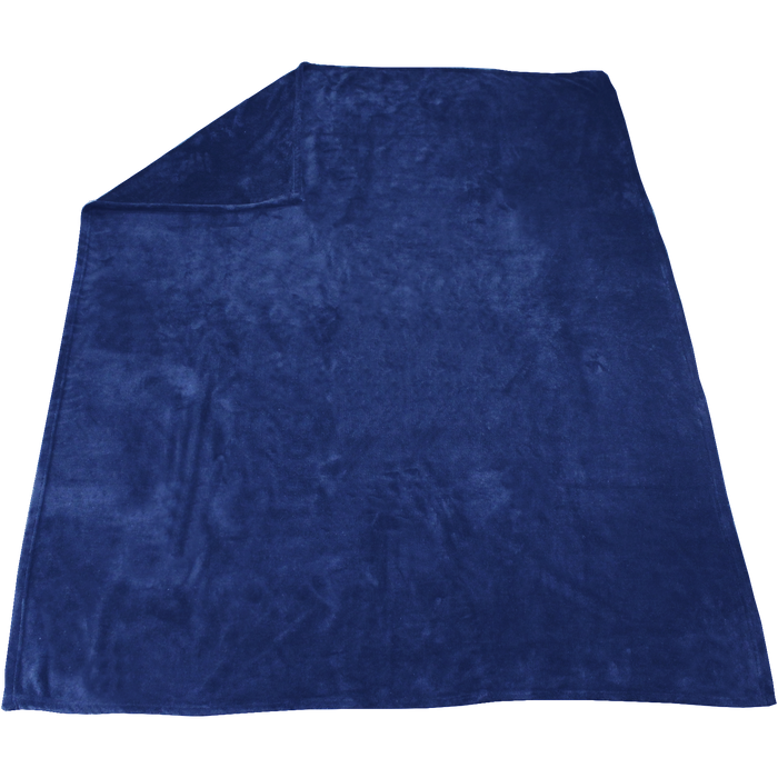Navy Nomadic Fleece Blanket