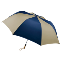 Navy/Tan Leo Umbrella Thumb