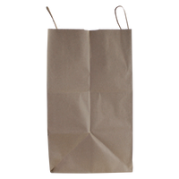 Extra Large Kraft Paper Shopper Thumb