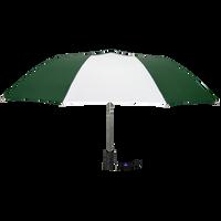Hunter/White Budget Umbrella Thumb