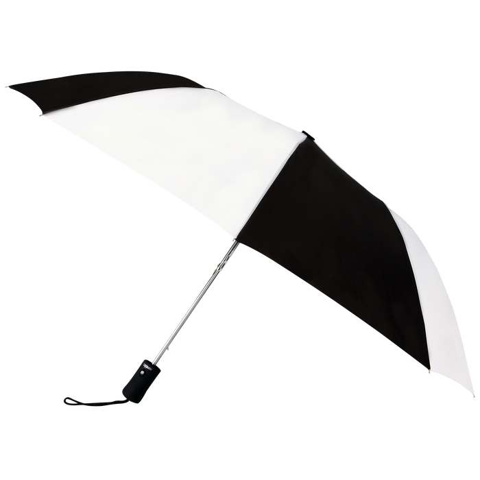 Black/White Atlas Umbrella