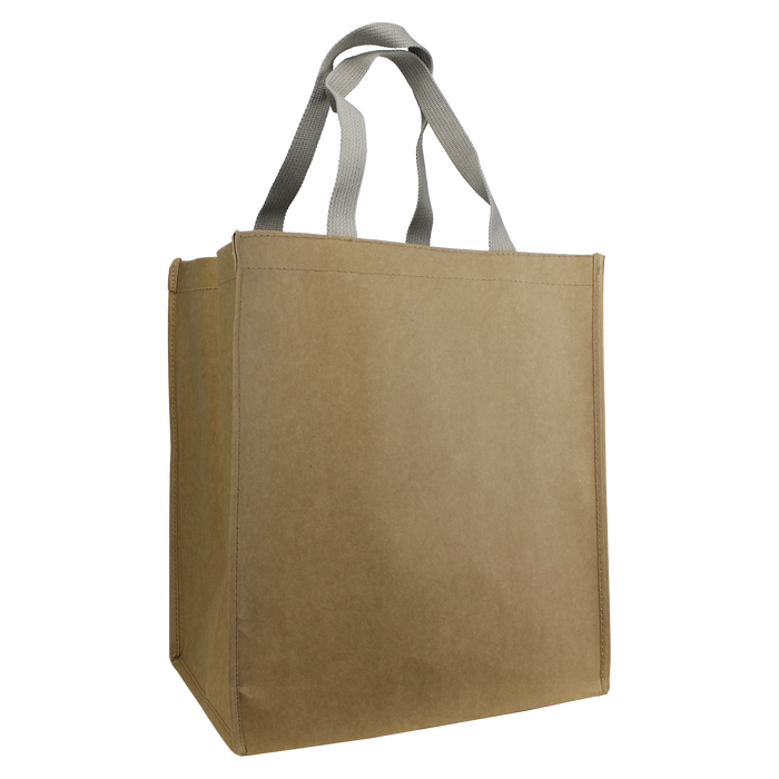 Natural Paper Washable Paper Big Storm Grocery Bag