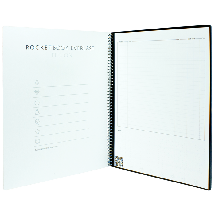 Rocketbook Fusion Letter