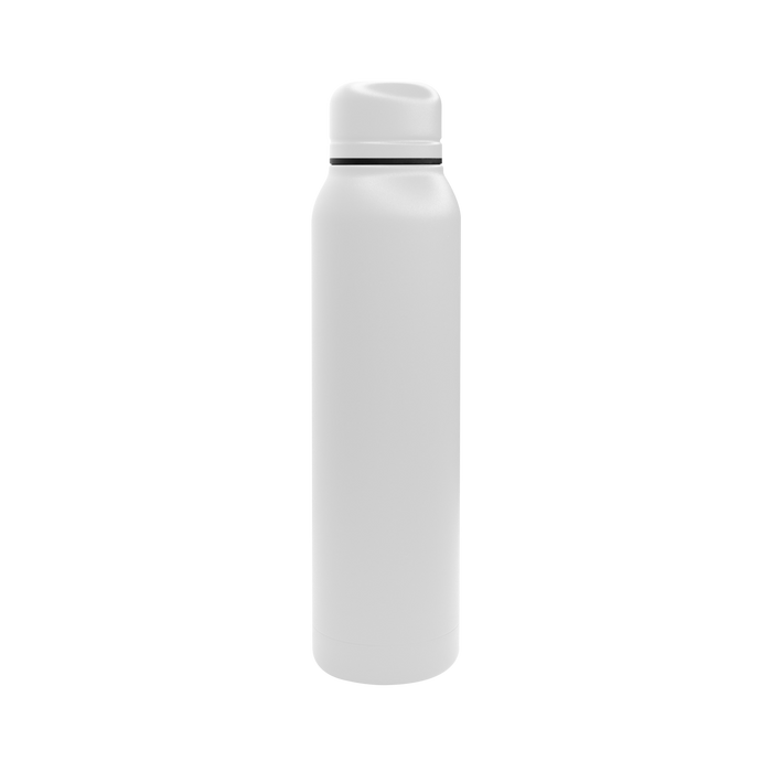 Matte White Vacuum Insulated Thermos