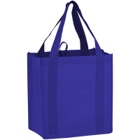 Royal Blue Little Storm Grocery Bag Thumb