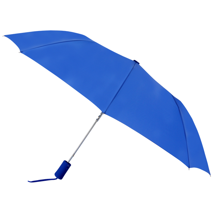 Royal Blue Atlas Umbrella