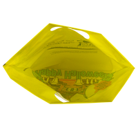 Yellow Haunted House Bag Thumb