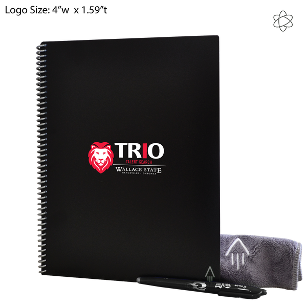 letter sized notebooks,  rocketbook fusion notebooks,