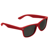 Red Classic Color Sunglasses Thumb