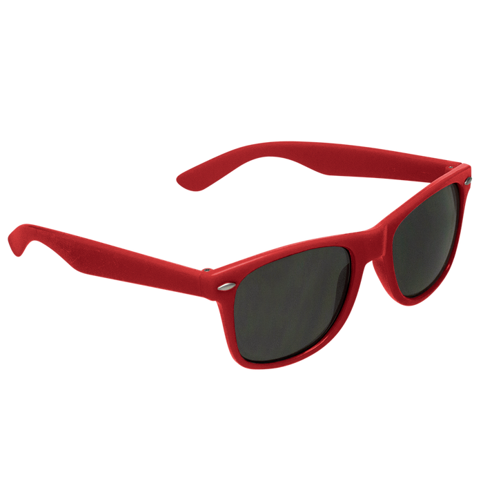 Red Classic Color Sunglasses