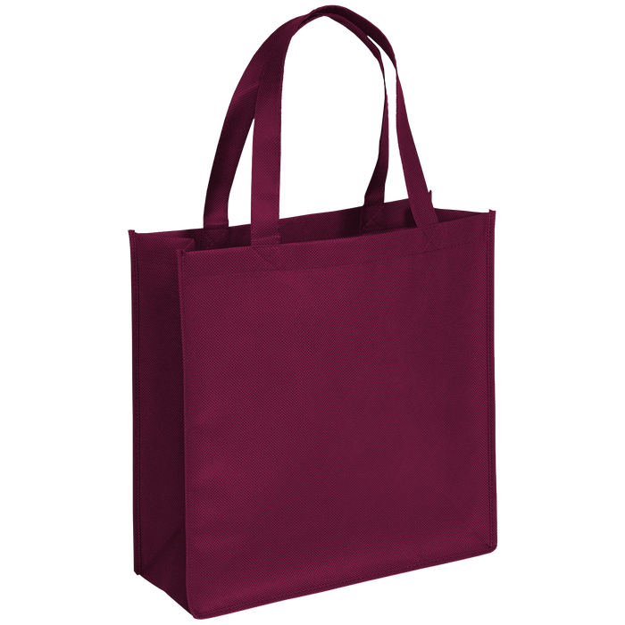 Burgundy Express Lane Tote