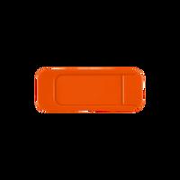 Orange Sliding Webcam Cover Thumb