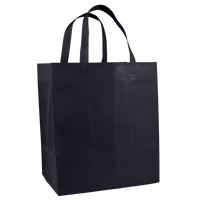 Black American Made Grocery Bag Thumb