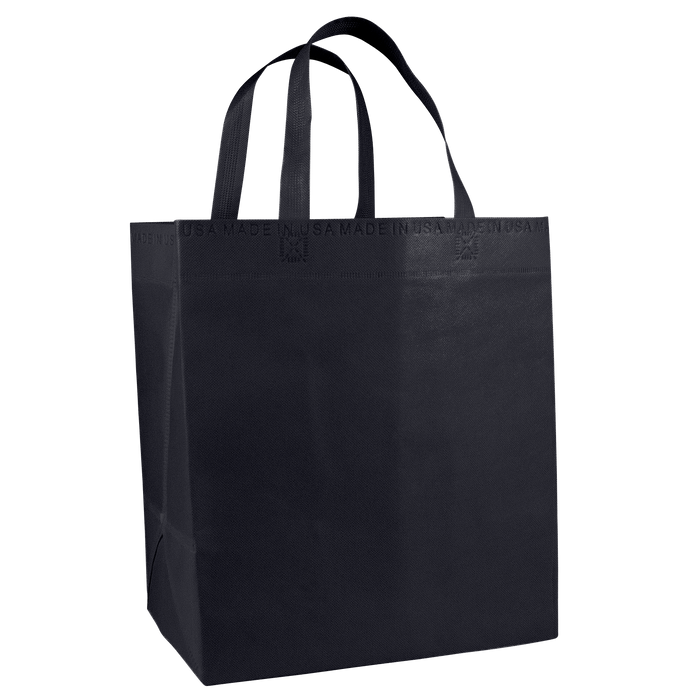 Black American Made Grocery Bag