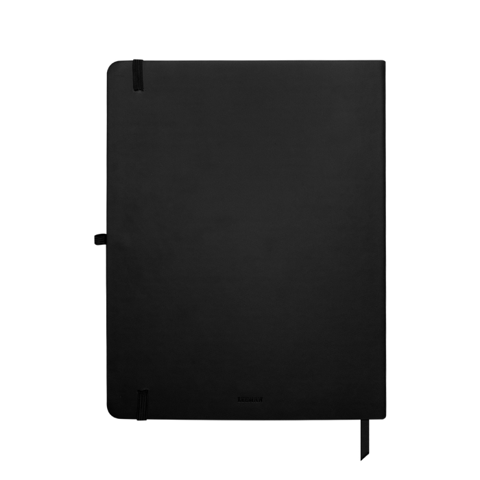 Large Soft Faux Leather Journal