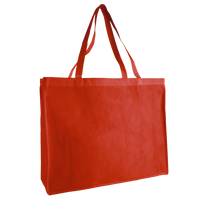 Red Convention Tote Plus Thumb