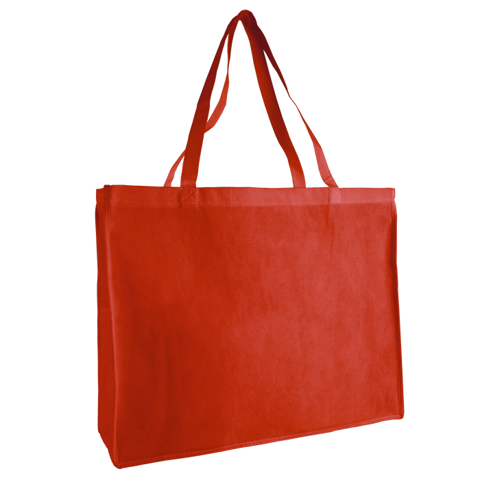 Red Convention Tote Plus