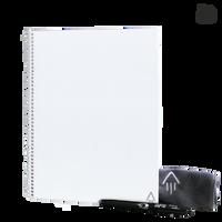 White Rocketbook Panda Planner Letter Thumb